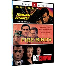 Terminal Velocity & Fire Birds + Bad Company - TF