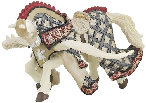 Papo Weapon Master Pegasus Horse Toy