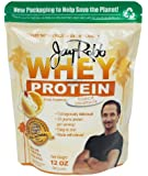 Jay Robb Whey Protein Isolate Tropical Dreamsicle 12oz