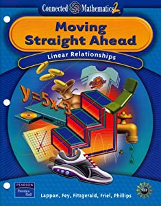 Download Moving Straight Ahead: Linear Relationships (Connected Mathematics 2, Grade 7) ebook
