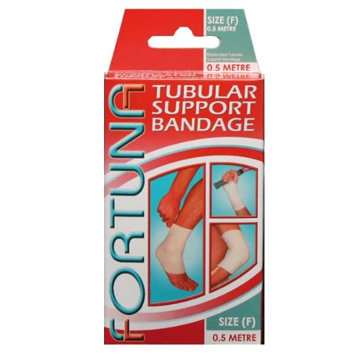 Size F Elasticated Tubular Support Bandage