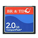 Compact Flash memory card BR&TD ogrinal camera card (2gb)
