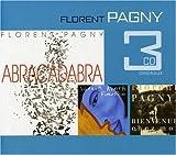 echange, troc Florent Pagny - Coffret 3 CD : Abracadabra / Savoir aimer / Bienvenue chez moi
