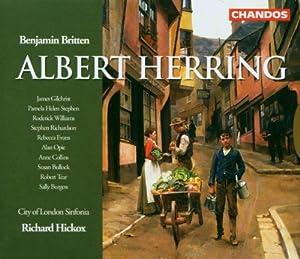 Albert Herring (Hickox, City of London Sinfonia)
