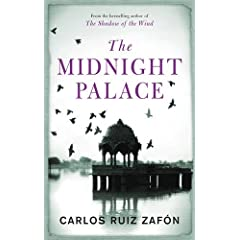 The Midnight Palace. Carlos Ruiz Zafon