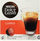 Nescafe Dolce Gusto for Nescafe Dolce Gusto Brewers, Caffe Lungo, 16 Count