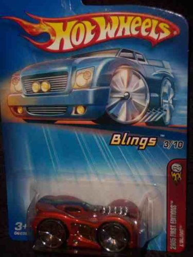 2005 L'Blings Hot Wheels Collectible - Blings Series - 33