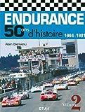 Endurance 50 ans