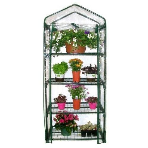 Portable greenhouse mini greenhouse 28 long x 18 wide x for Portable greenhouse plans