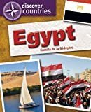 Camilla De La Bedoyere Discover Countries: Egypt