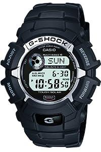 Casio G-Shock Herren-Armbanduhr Funk-Solar-Kollektion Digital Quarz GW-2310-1ER