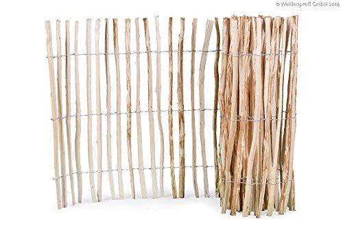 staketenzaun gartenzaun 300 x 90 cm aus hasel als handlicher rollzaun. Black Bedroom Furniture Sets. Home Design Ideas