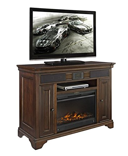 E-Ready Belcourt TV Stand with Audio & Fireplace, 48