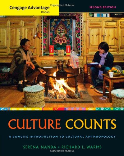 Cengage Advantage Books: Culture Counts: A Concise...
