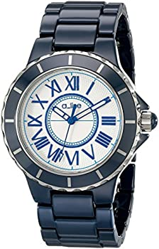 Marina Blue Ceramic Women's Watch