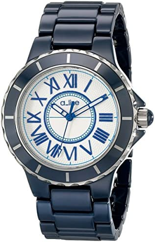 Marina Blue Ceramic Women's Watch