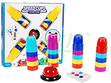 "Jeu de societe ""Speed cups"" jeu de reflex"