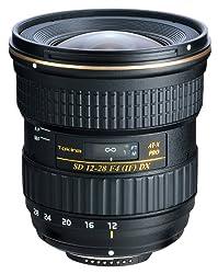 Tokina AT-X 12-28mm F/4 PRO Dx Zoom Lens for Nikon Camera