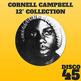 Cornell Campbell Cornel Campbell Never Let It Go