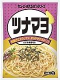 キユーピー あえるパスタソース ツナ&マヨネーズ (40g×2食)×6個