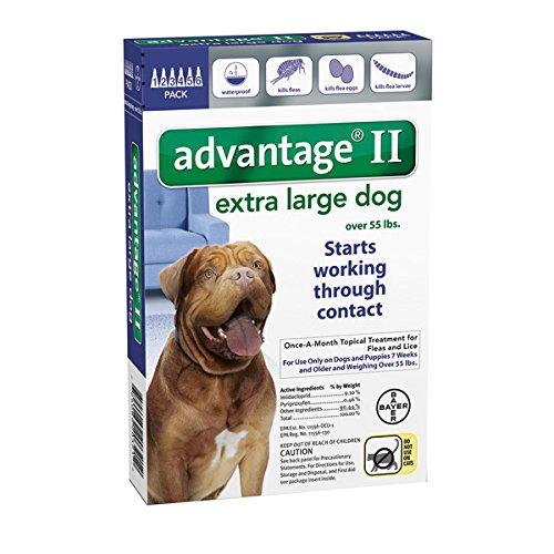 Advantage Ii Extra Large Dog On Cats