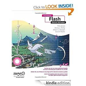 Foundation Flash Cartoon Animation Tim Jones, Barry Kelly J., Allan Rosson S. and David Wolfe