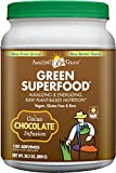 Amazing Grass, GreenSuperFood, Chocolate Drink Powder, 100 Servings, 28 oz (800 g)