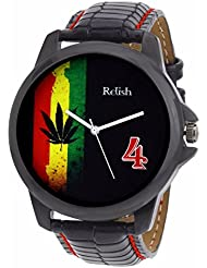 Relish Black Collection Analog Watches For Men - RELISH-504