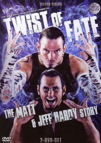 WWE - Twist of Fate [2 DVDs]