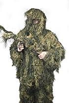 OPMOD Ghillie Suit Woodland Camo, M/L - Chest 42-48in., Waist 32-38in. SV_OPMOD_GGHST_WDLN_001