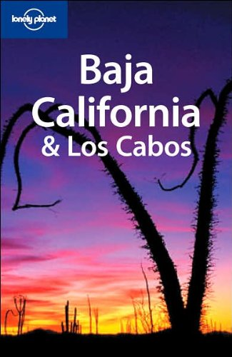 Lonely Planet Baja California & Los Cabos (Regional Guide)