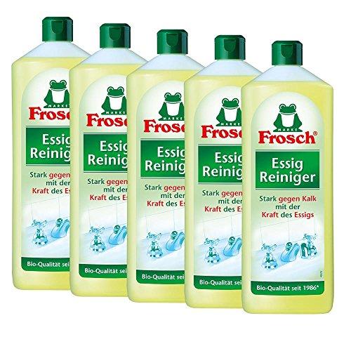 5x rana aceto detergente 1litro
