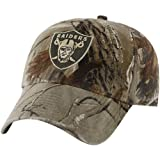 NFL '47 Brand Oakland Raiders Franchise Fitted Hat - Realtree Camo (Small) at Amazon.com