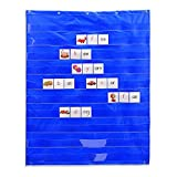 LEARNING RESOURCES STANDARD POCKET CHART 33.5 X 42 (Set of 3)