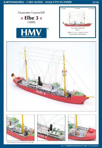 HMV-3318-Kartonmodell-Museums-Feuerschiff-Elbe-3