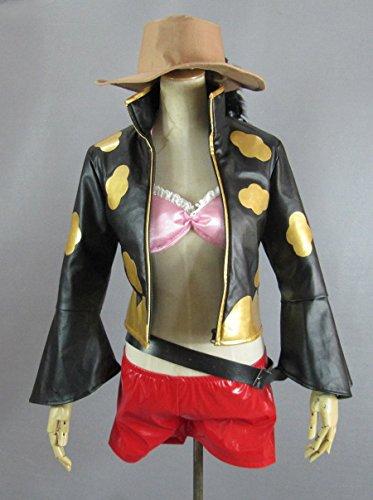 [Cosplaygalaxy One Piece Film Z Nico Robin Cosplay Costume] (Nico Robin Cosplay Costume)