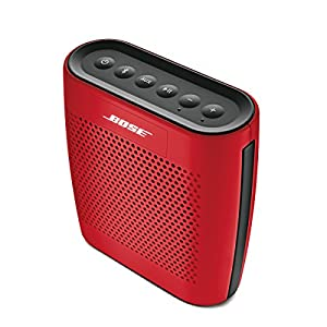 bose soundlink colour bluetooth lautsprecher rot. Black Bedroom Furniture Sets. Home Design Ideas