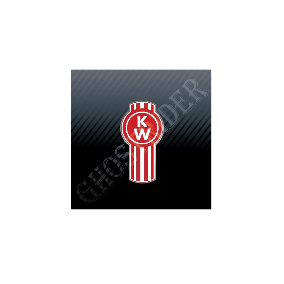 Kenworth Truck Emblem Logo Car Trucks Sticker Decal