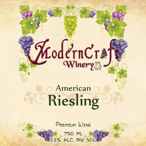 Nv Modern Craft Winery American Riesling 750 Ml