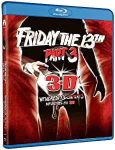 Friday the 13th Part 3 [Blu-ray] (Bilingual)