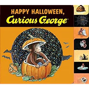 Happy Halloween, Curious GeorgeHAPPY HALLOWEEN, CURIOUS GEORGE by Raymond, N. T. (Author) on Sep-22-2008 Board Books
