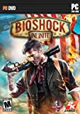 Bioshock Infinite PC-DVD Import - Free Action Game with Every Purchase