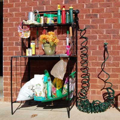Griffith Creek Designs Potter's Planter Bench