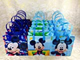 24pc Disney Mickey Mouse Goodie Bags Party Favor Bags Gift Bags