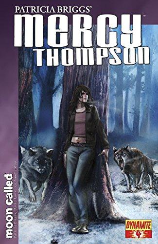 Patricia Briggs - Patricia Briggs' Mercy Thompson: Moon Called