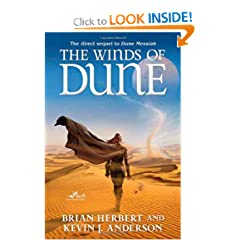 The Winds of Dune (Heroes of Dune #2) by Brian Herbert,&#32;Kevin J. Anderson and Steve Stone
