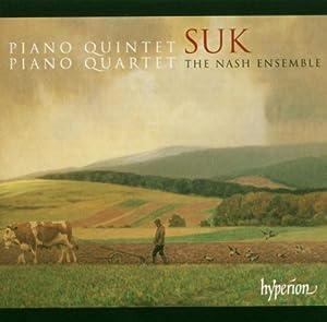 Suk: Piano Quintet/Quartet