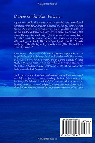 Murder on the Blue Horizon: Volume 3 (Amanda Warren Mysteries)