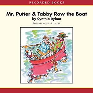 Mr. Putter and Tabby Row the Boat | [Cynthia Rylant]