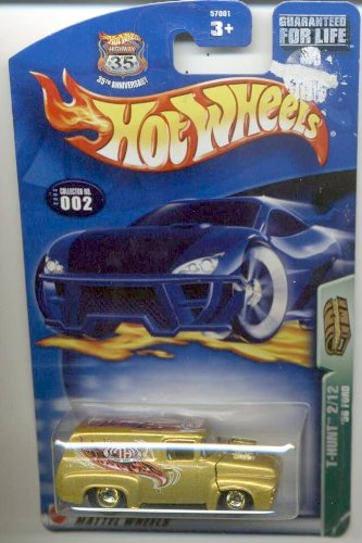 Hot Wheels T-Hunt '56 Ford (02/12 From 2003)